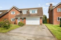 Detached home for sale in Jodrell Close...