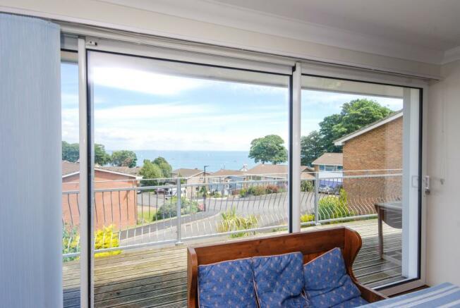 Lounge Balcony & Vie