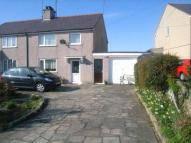 3 bedroom semi detached home for sale in Bron Y Graig, Bodedern...