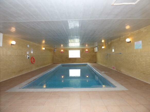 Communal Swimming Po