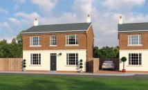4 bed new home for sale in St Winifrides Close...