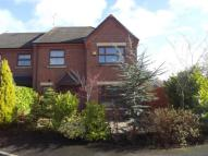 semi detached home in Meadowbank Drive...