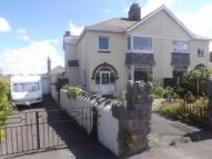 semi detached home in Morfa Road, Penrhyn Bay...