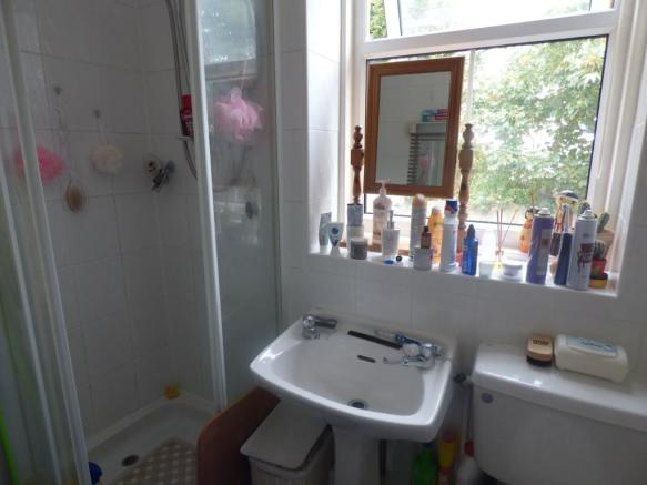 Shower Room Flat Two