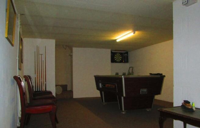 Ground Games Room