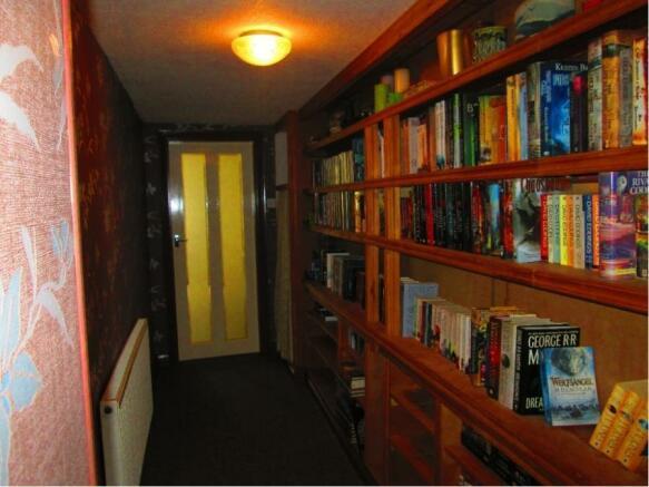 Ground Hallway