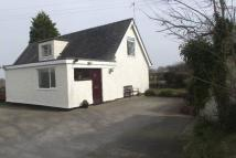 Detached house for sale in Rhostrehwfa, Llangefni...