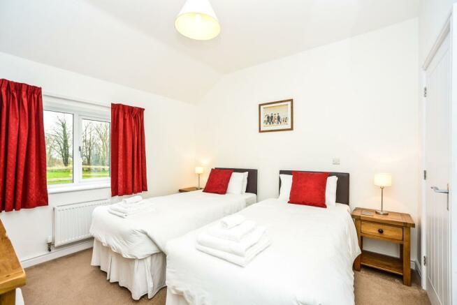 Bryn FFynnon Bedroom