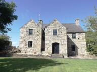 4 bedroom Detached home for sale in Talwrn Road, Llangefni...