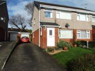 3 bed semi detached property for sale in Ash Grove, Leeswood...