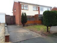 semi detached house in Bod Offa Drive, Buckley...