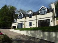Detached house in Cilcain Road, Pantymwyn...
