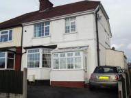 semi detached property in Brookside Crescent...