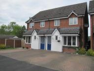 3 bedroom semi detached house for sale in Llys Yr Haul, Rhydymwyn...