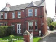 4 bed semi detached property in Ruthin Road, Mold...