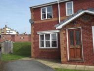 2 bedroom semi detached property in Alexandra Court, Buckley...