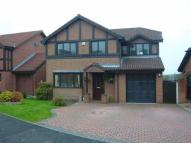 4 bed Detached house in Gardd Eithin...