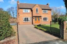 4 bed Detached house in Green Lane, Davenham...