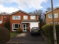 Detached home in Limewood Grove, Barnton...