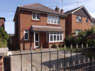 Detached house in Morton Road, Brading...