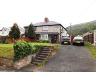 3 bed semi detached home in Cwm Road, Dyserth, Rhyl...