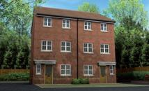 4 bed new development for sale in Parc Aberkinsey, Rhyl...