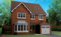5 bedroom new property in Parc Aberkinsey, Rhyl...