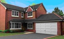 new house for sale in Bishops Walk, St. Asaph...