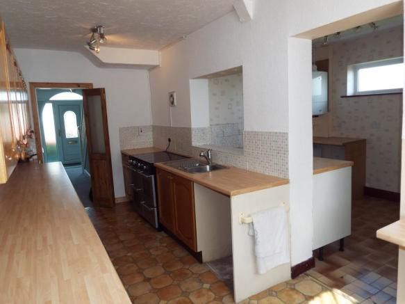 Kitchen/Utility