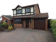 Detached home for sale in Maes Hedydd, Rhyl...