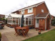 Detached house for sale in Rhodfa Criccieth...