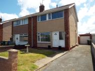 3 bed semi detached house in Heol Hendre, Rhuddlan...