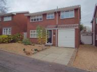 4 bed Detached house for sale in Heather Close, Beechwood...