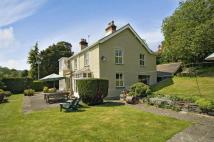 4 bed Detached home for sale in Carrog, Nr Llangollen...