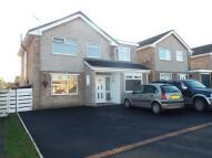 4 bedroom Detached home for sale in Llwyn Menlli, Ruthin...