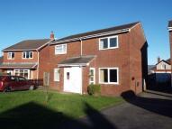 semi detached house in Llawr Y Dyffryn, Ruthin...