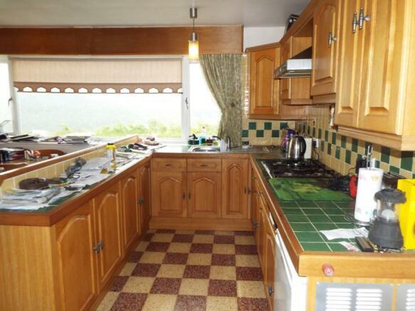 Kitchen Diner Living