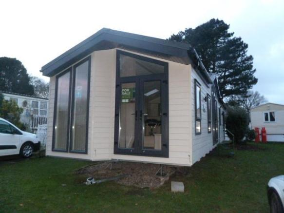 2 bedroom mobile home for sale in woodlands hall caravan park llanfwrog ruthin denbighshire ll15 - Second hand mobile homes freedom in motion ...