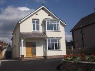 Detached property in Llanfair Road, Ruthin...