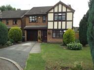 4 bed Detached house in Newbridge Close...