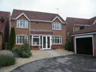 Detached home for sale in Whiston Close, Winsford...