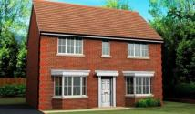 4 bed new home in Mere View, Winsford...