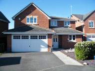 4 bedroom Detached home for sale in Portland Drive, Winsford...