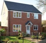 new property in Mere View, Winsford...