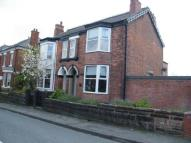 4 bedroom semi detached property for sale in Weaver Street, Winsford...