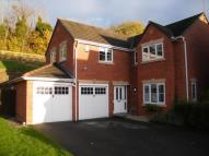 Detached home in Sandy Way, Winsford...