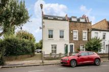 4 bedroom Terraced house in Knowsley Road, London...