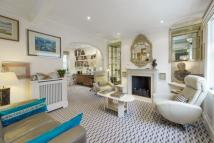 Terraced house in Bourne Street, Belgravia...