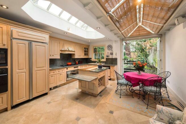 Conservatory/Kitchen