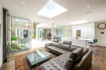 Terraced property for sale in Chelsea Square, London...